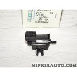Soupape valve circuit vanne EGR Opel Chevrolet original OEM 97288249 860489 7.02461.00