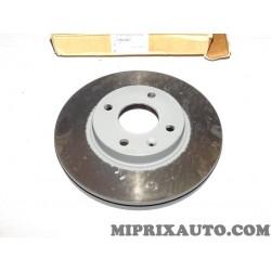 Disque de frein ventilé TOUT SEUL Opel Chevrolet original OEM 13502001