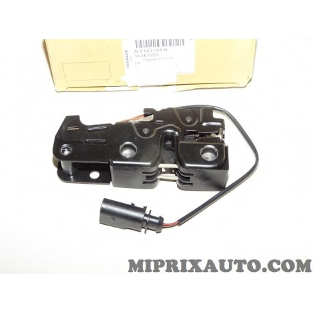 Serrure electrique capot moteur Volkswagen Audi Skoda Seat original OEM 4L0823509B