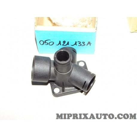 Bride pipe raccord durite liquide de refroidissement Volkswagen Audi Skoda Seat original OEM 050121133A