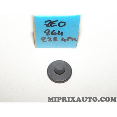Attache bouton agrafe fixation tapis de sol Volkswagen Audi Skoda Seat original OEM 8E08642294PK