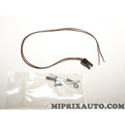 Cable avec cosse reparation faisceau electrique Volkswagen Audi Skoda Seat original OEM 8F0998350