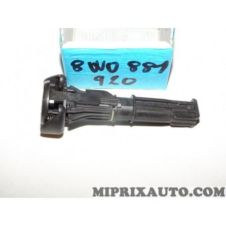 Chemise guide appuie tete siege Volkswagen Audi Skoda Seat original OEM 8W0881920