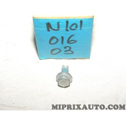 Vis fixation element suspension avant M8x18 Volkswagen Audi Skoda Seat original OEM N10101603