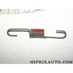 Ressort rappel correcteur regulateur frein rouge Volkswagen Audi Skoda Seat original OEM 701612561
