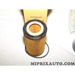 Filtre à huile avec joint Volkswagen Audi Skoda Seat original OEM 07C115562E