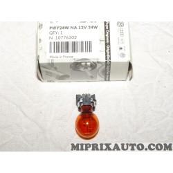 Ampoule de feu clignotant PWY24W NA Volkswagen Audi Skoda Seat original OEM N10776302