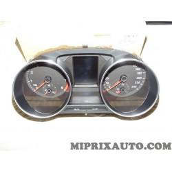 Bloc compteur de vitesse intrument 240KM/H Volkswagen Audi Skoda Seat original OEM 6C0920740C pour volkswagen polo partir de 201