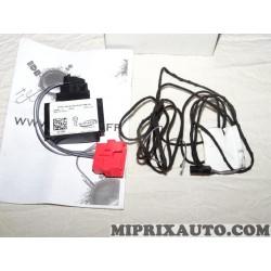 Boitier bluetooth MMI 3G Sofare (contenu de la photo sans reclamation) Volkswagen Audi Skoda Seat original OEM 46680 pour audi A