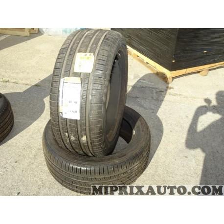 Lot 2 pneus neuf Pirelli Fiat Alfa Romeo Lancia original OEM Scorpion verde A/S 295/45/20 295 45 ZR20 R-F 110W DOT4015