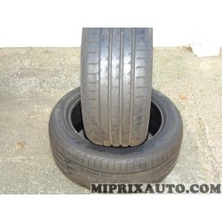 Lot 2 pneus neuf (démonté véhicule neuf suite changement jante) Yokohama Fiat Alfa Romeo Lancia original OEM Advan sport V105 26