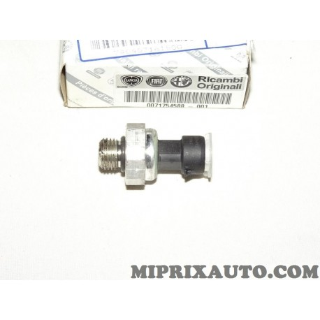 Sonde capteur pression huile Fiat Alfa Romeo Lancia original OEM 71754588 pour alfa romeo 159 brera spider 3.2 V6 essence