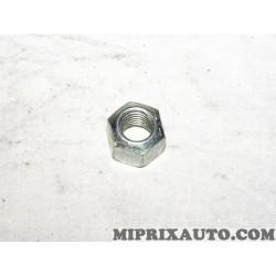 Ecrou fixation barre stabilisatrice avant Fiat Alfa Romeo Lancia original OEM 51741132
