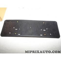 Support porte plaque immatriculation Mopar Jeep Dodge Chrysler original OEM 68213436AC