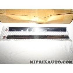 Kit glissiere rideau toit vitré fixe Fiat Alfa Romeo Lancia original OEM 77365698 pour fiat 500 dont abarth partir de 2007
