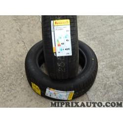 Lot 2 pneus neuf Pirelli original OEM cinturato P1 verde 195/55/15 195 55 15 85H DOT4618