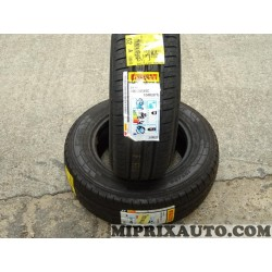 Lot 2 pneus neuf Pirelli utilitaire original OEM carrier 195/70/15 C 195 70 15C 104 102R 97T DOT2320