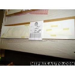 Kit adhesif autocollant decoration mountain side graphic Mopar Jeep Dodge Chrysler original OEM 82215730 pour jeep wrangler part