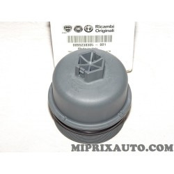 Cloche couvercle filtre à huile Fiat Alfa Romeo Lancia original OEM 55238305