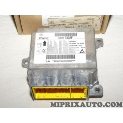 Centrale airbag calculateur 56054733AF Mopar Jeep Dodge Chrysler original OEM CBL7S073AA pour dodge journey de 2009