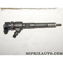 Injecteur carburant TRACE DE MONTAGE EN ATELIER SANS RECLAMATION 0445110614 Fiat Alfa Romeo Lancia original OEM 71795866 pour al