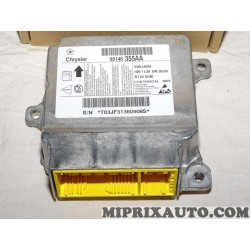 Centrale airbag calculateur 68148355AA Mopar Jeep Dodge Chrysler original OEM CBL7S07AAA pour dodge grand caravan chrysler grand