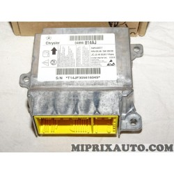 Centrale airbag calculateur 04896814AJ Mopar Jeep Dodge Chrysler original OEM CBL7S074AA pour dodge journey