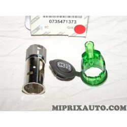 Prise de courant type allume cigare 180W max Fiat Alfa Romeo Lancia original OEM 735471373