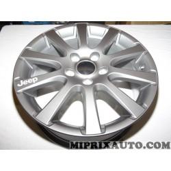 """Jante alliage 7.5x18 ET56.4 18"""" 18 pouces 82212377 Mopar Jeep Dodge Chrysler original original OEM 82212286 pour jeep grand cher"""