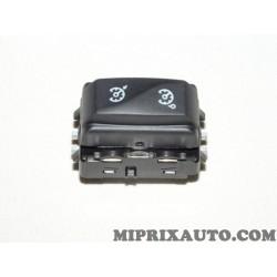 Bouton commande activation regulateur limitateur vitesse Opel Chevrolet original OEM 93197908