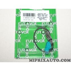 Adaptateur cable fil antenne radio fakra DIN male Vox Opel Chevrolet original OEM 7110 pour peugeot citroen volkswagen audi seat