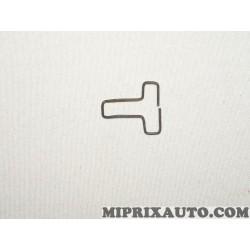 Agrafe fixation pedale de frein Opel Chevrolet original OEM 96590810