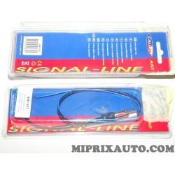 1 Adaptateur antenne radio fakra DIN Caliber Opel Chevrolet original OEM ANT631