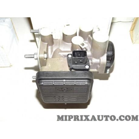 Soupape commande freinage remorque knorr Mercedes Benz original OEM 0014311613 pour mercedes actros