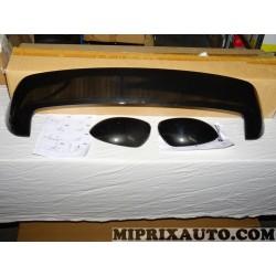 Kit spoiler aileron + paire coques calotte retroviseur noir Nissan Infiniti original OEM KE6001K004BK KE600-1K004-BK pour nissan