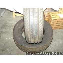Paire pneus neuf 10km (démonté véhicule neuf voir photo) Continental Nissan Infiniti original OEM Contivancontact 200 225/65/16