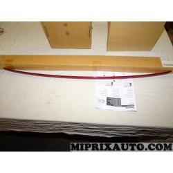 Baguette moulure rouge hayon de coffre Nissan Infiniti original OEM KE7911KA20RD KE791-1KA20-RD