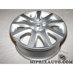 """Jante alliage roue 6x16 16"""" 16 pouces ET55 avec bouchon Nissan Infiniti original OEM KE4091H100 KE409-1H100 pour nissan micra K1"""