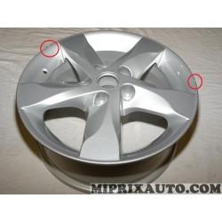 """Jante alliage roue 6x16 16"""" 16 pouces (2 ECLATS ! SANS RECLAMATION) Nissan Infiniti original OEM D0300BR06A D0300-BR06A pour nis"""