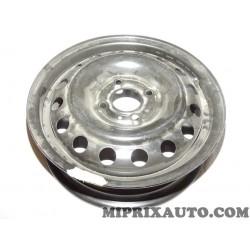"""Jante tole roue 4x14 14"""" 14 pouces ET40 Nissan Infiniti original OEM 40300AX677 40300-AX677"""