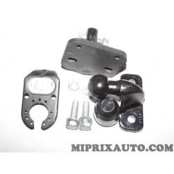 Ensemble boule attelage avec rallonge col 60mm entraxe fixation Nissan Infiniti original OEM Thule KE5005X150 KE500-5X150